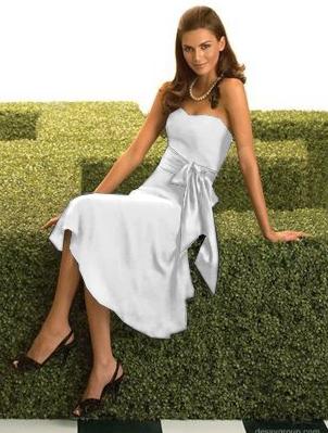 Dessy Bridesmaid Style 2058