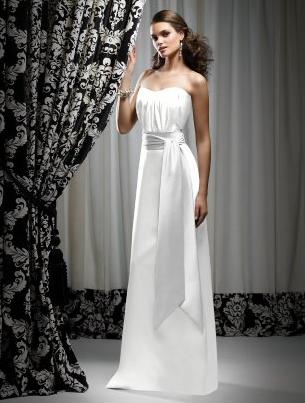 Dessy Bridesmaid Style 2733
