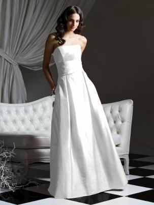 Dessy Bridesmaid Style 2758