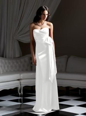 Dessy Bridesmaid Style 2755