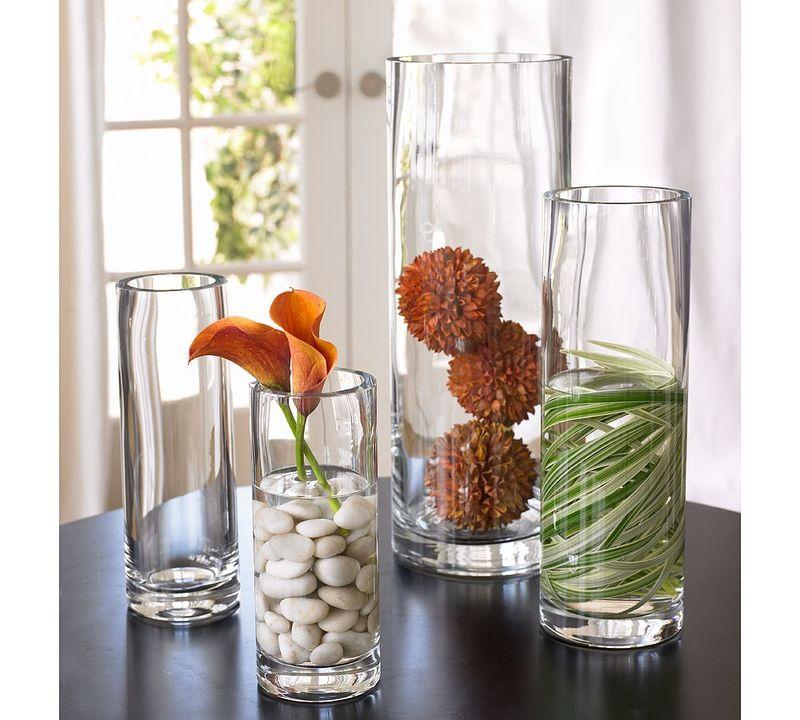 Pottery Barn Vase 1