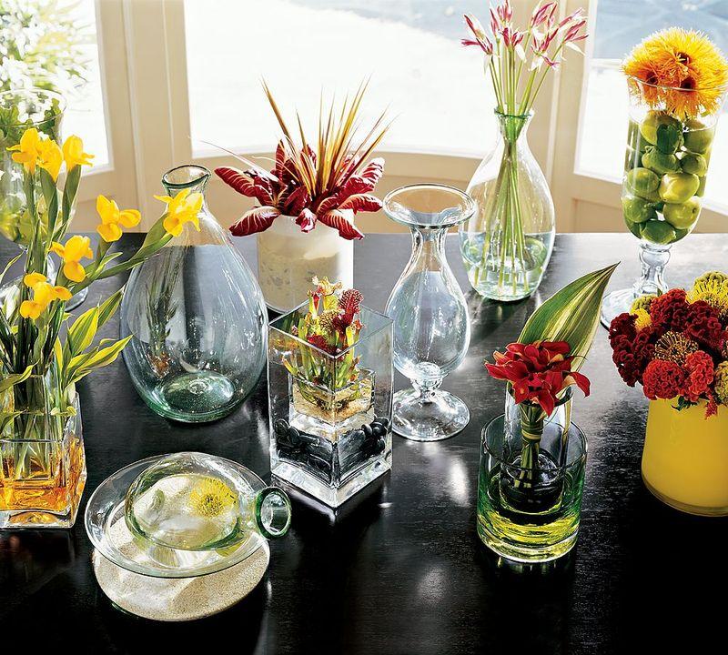 Pottery Barn Vase 2