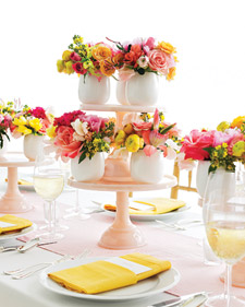 MS takeaway centerpieces
